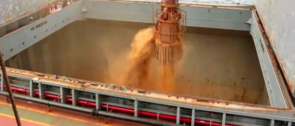 Primeiro carregamento de DDGS produzido por indústria em Sinop é embarca