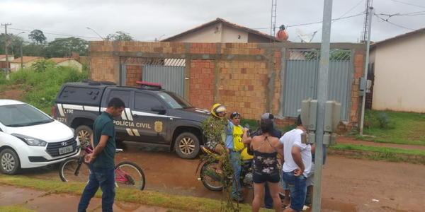 Mãe defende filha de estupro e mata estuprador em Parauapebas
