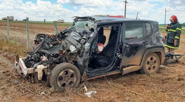 Filho de ex-prefeito de Primavera do Leste morre após sofrer acidente grave na BR-070