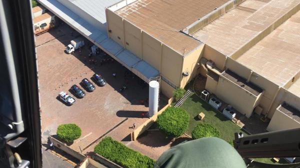 Assalto à loja Martinello termina com 2 acusados presos; um é liberado