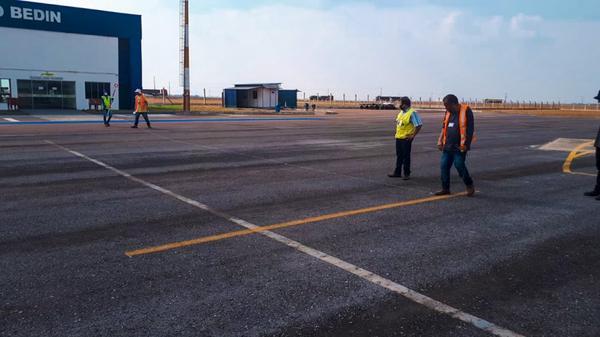 Ministério constata queda de 81% nos embarques e desembarques no aeroporto em Sorriso