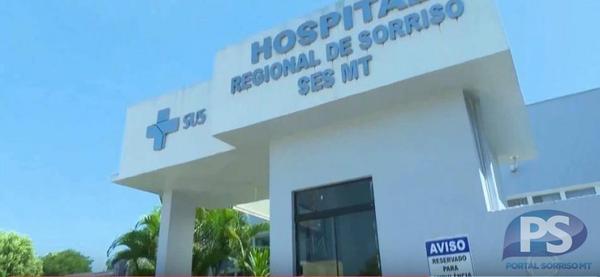 Família denuncia suposta negligência médica e diz que bebê morreu no HRS após ingerir fezes