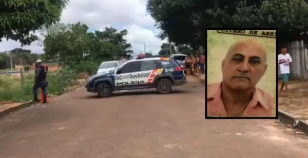 Motoqueiro pede informação, saca arma e mata ex-presidiário