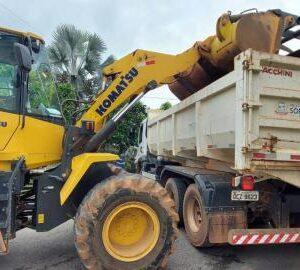 Prefeitura fará a coleta de resíduos no Setor 5