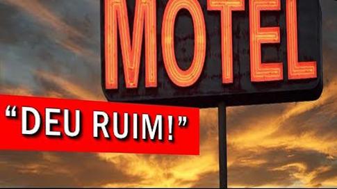 orriso: Homem quebra quarto de motel e agride amiga, após mulheres contratarem garoto de programa e não o deixarem participar de SURUBA