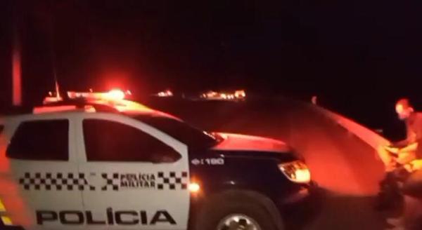 Bandidos morrem após trocar tiros com equipe de Força Tática após assalto em posto de combustível na BR-163