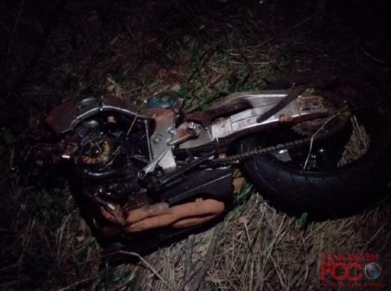 Acidente envolvendo motos deixa 3 mortos e 2 dois feridos em rodovia de MT