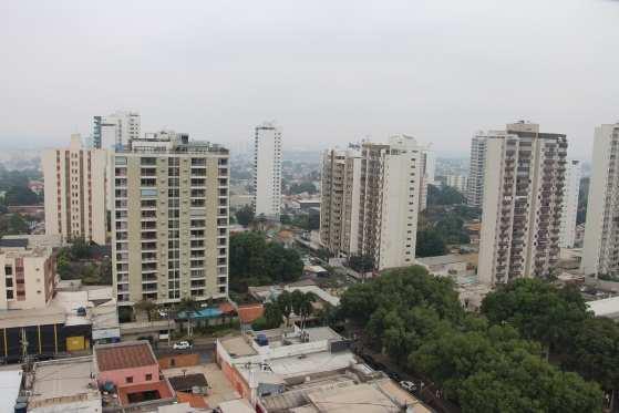 Cuiabá amanhece com 19 graus e clima ameno deve continuar; Chapada faz 13