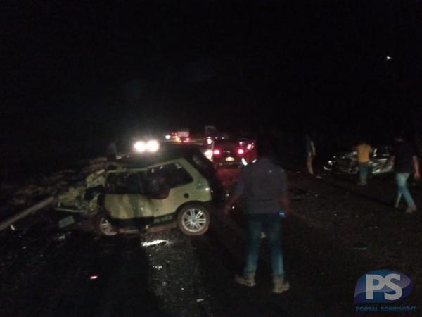 Nova Ubiratã: Motorista morre em acidente na MT-242