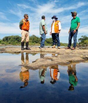 Sorriso: Destinação de 50% do ICMS Ecológico para preservação do Salto Magessi é solicitado por parlamentar