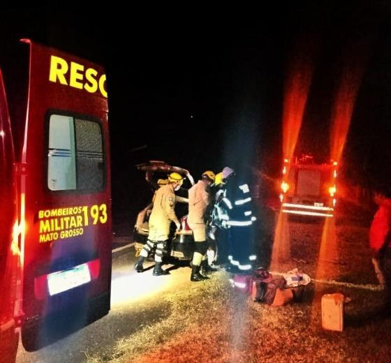 Acidente entre Jeep e S10 deixa 7 feridos; criança fica em estado grave