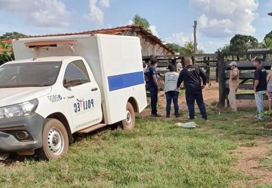 Vaqueiro morre pisoteado e chifrado por gado durante trabalho