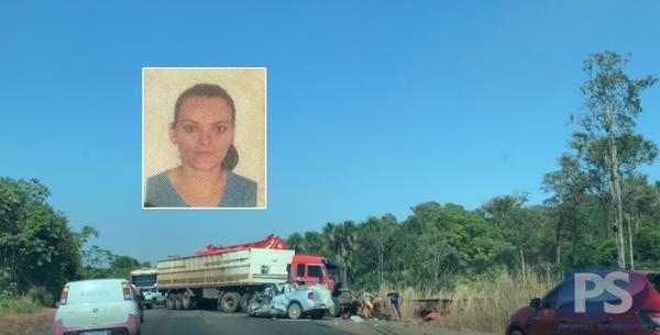 Morre jovem que se envolveu em acidente na BR-163 em Sorriso