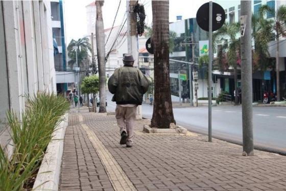 Frio deve continuar pela manhã em Cuiabá até o final de julho