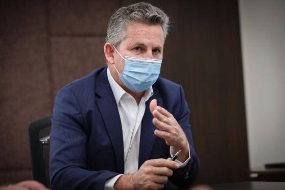 Mauro: Se dependesse de mim isentava o ICMS; depende do Confaz