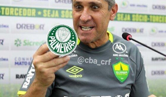 Dourado faz Palmeiras virar meme após vitória por 2x0 no Allianz