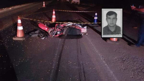 Homem morre após colisão frontal na MT-242 em Sorriso