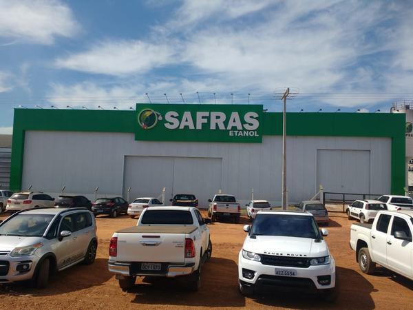 Com a presença do governador do estado, Safras Biocombustíveis é inaugurada oficialmente em Sorriso