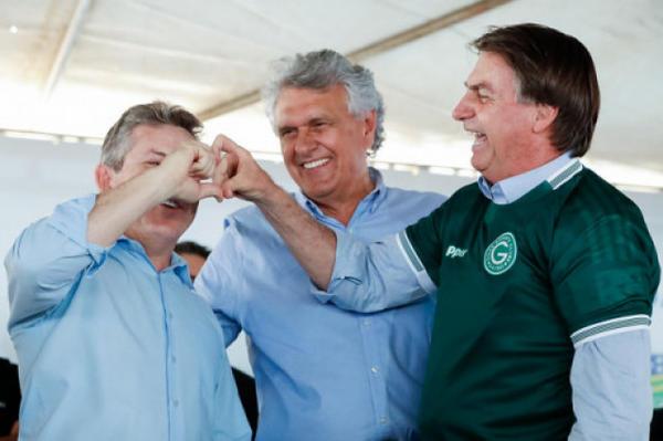 Bolsonaro se reúne com governador para debater moratória da soja, FEX e UFM