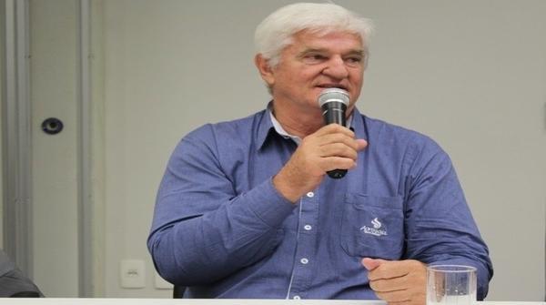 Agro de MT lança Antônio Galvan para a vaga de Selma Arruda no Senado