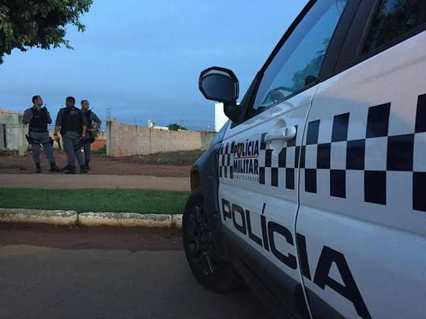 Primeiro Homicídio do ano, é registrado em Lucas do Rio Verde