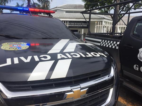 Mulher embriagada é detida após agredir esposo e filho, no bairro Rio Verde.