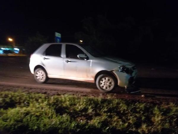 Homem morre após ser atingido por veículo na BR 163