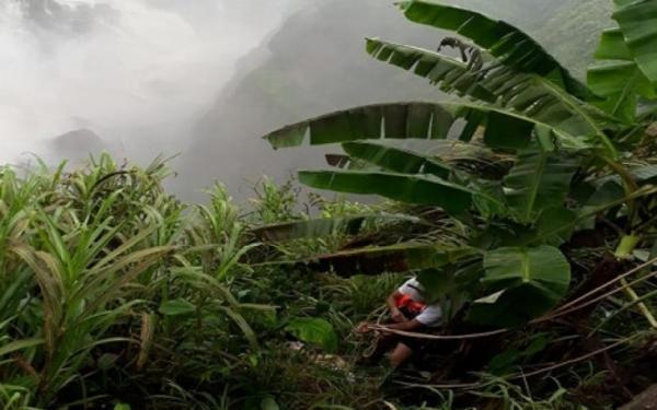 Casal é encontrado morto em precipício de cachoeira de MT e suspeita é de latrocínio