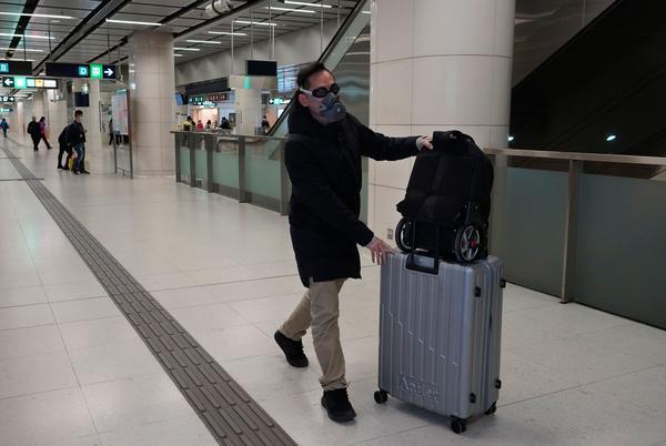 Hong Kong anuncia restrição de circulação com a China continental por causa do coronavírus