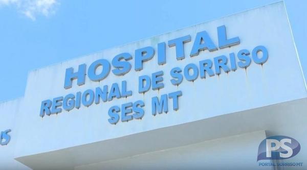 Caminhoneiro do Paraná com Covid-19 morre no Hospital Regional de Sorriso