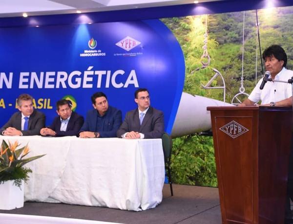 Mauro Mendes e presidente da Bolívia iniciam tratativas para negociar gás e ureia