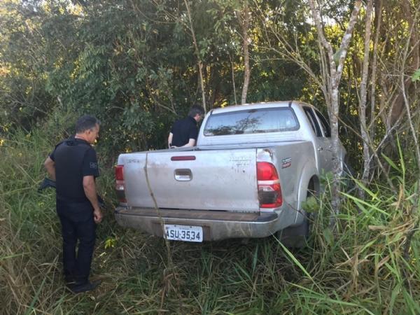 Assaltante é morto em troca de tiros após roubo de defensivos agrícolas em fazenda do grupo Bom Futuro