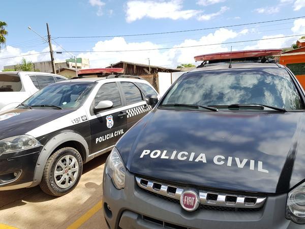 Mulher é presa suspeita de ser cúmplice de homicídio do marido em Sorriso; ex-marido dela também foi preso