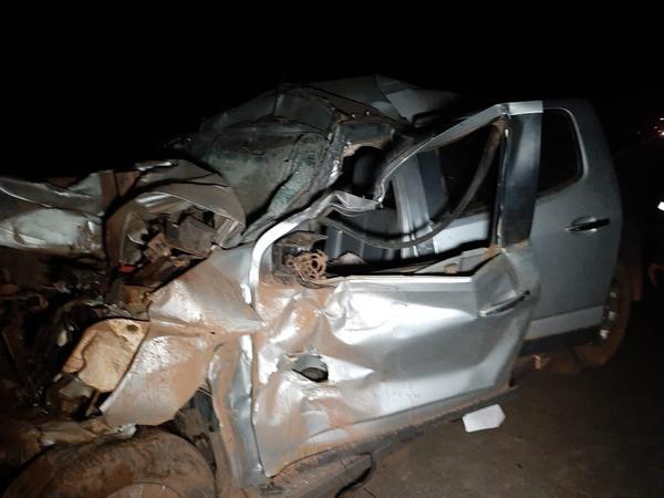 Sorriso: produtor fica gravemente ferido em acidente na MT 242