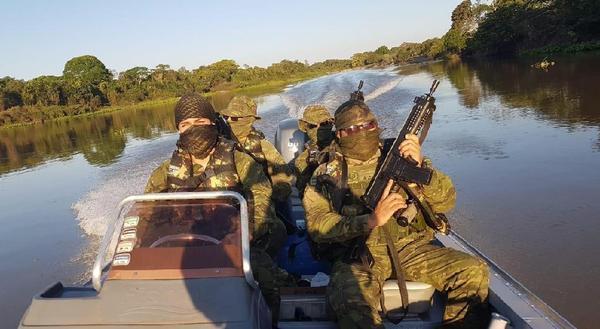 Página Inicial Notícias Polícia Pantanal deve receber base integrada para combate ao tráfico