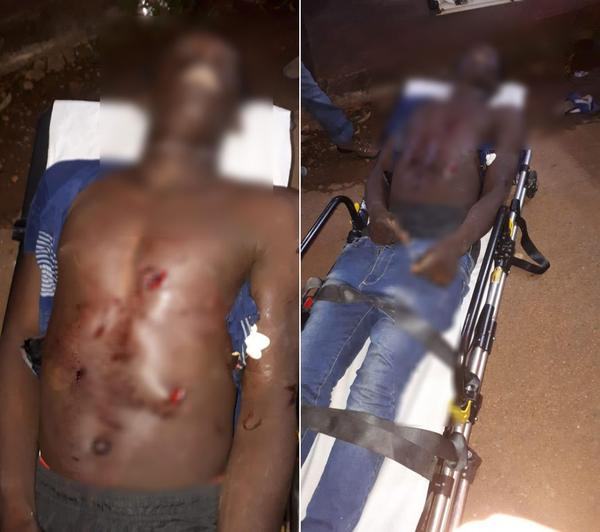 Haitiano esfaqueia policial militar na cabeça e é morto na capital