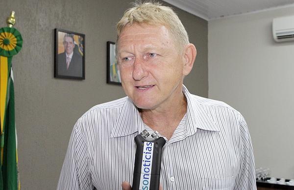 Morre o ex-secretário de Agricultura de Sinop Beno Kaiser